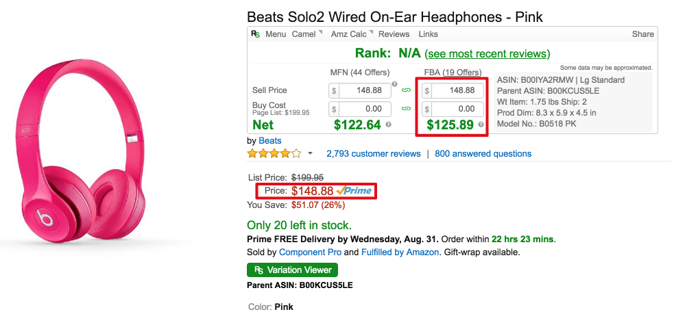 Beats Solo 2 Amazon