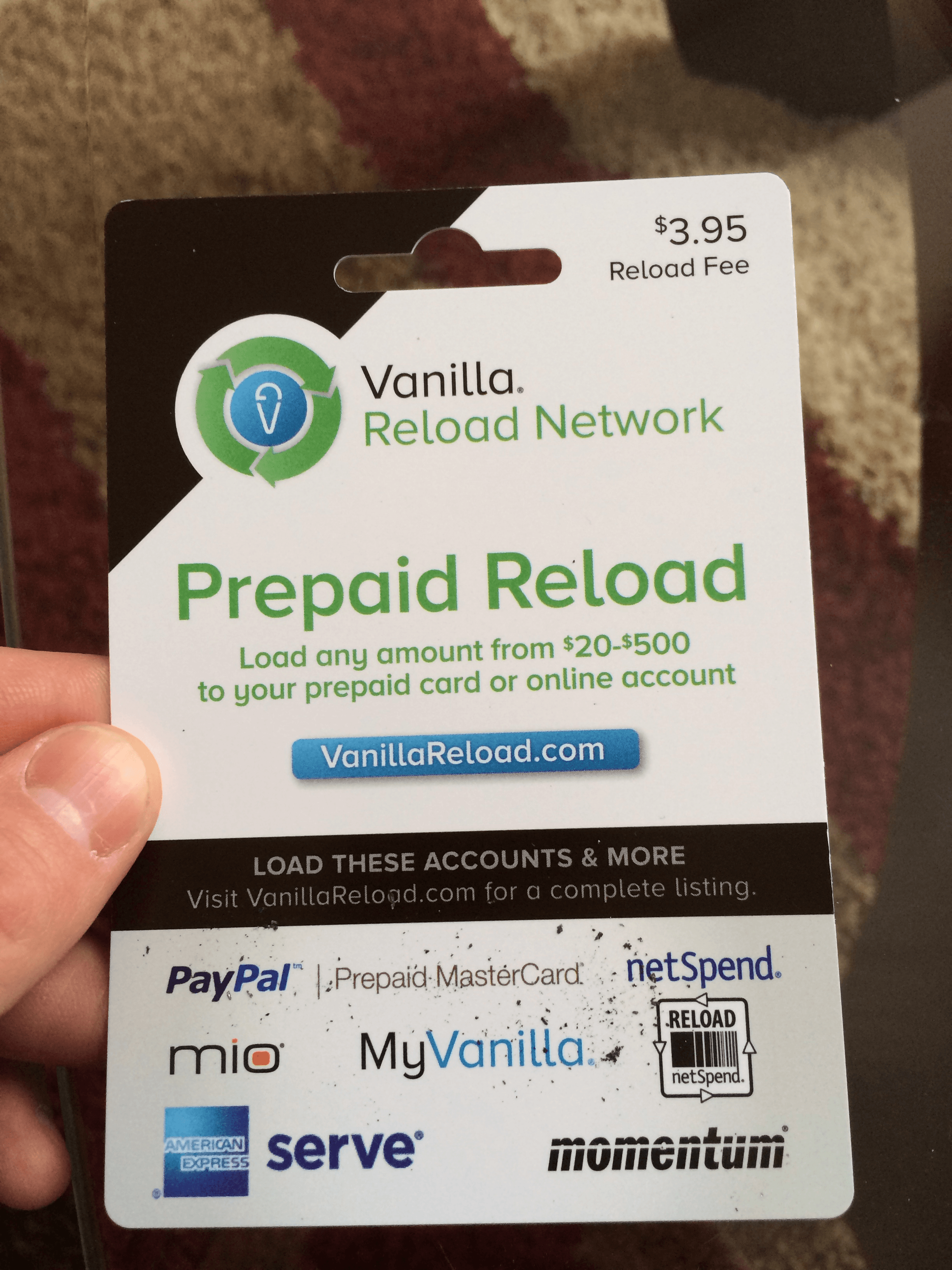 Reload Netspend With Credit Card 500 Bluebird The Manufactured Spending Machine Frugalhack Me