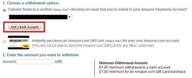 close amazon payments account