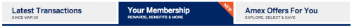 Your Membership from Amex