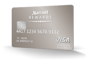 Marriott Rewards® Credit Card from Chase