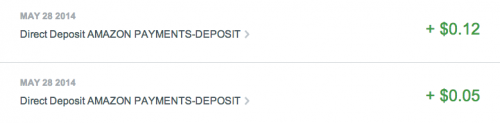 Serve Deposit