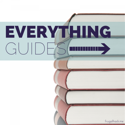 Everything frugalhackme guides