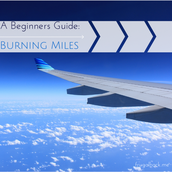Beginners Guide to Burning Miles