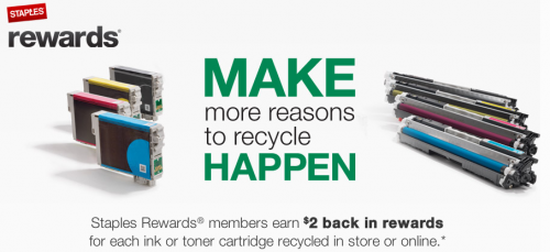 Staples Ink Recycling Program