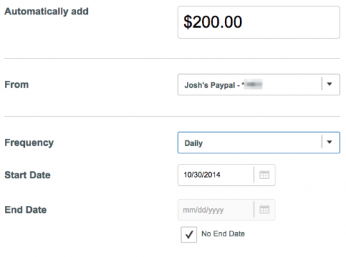 Add Money with Debit REDcard