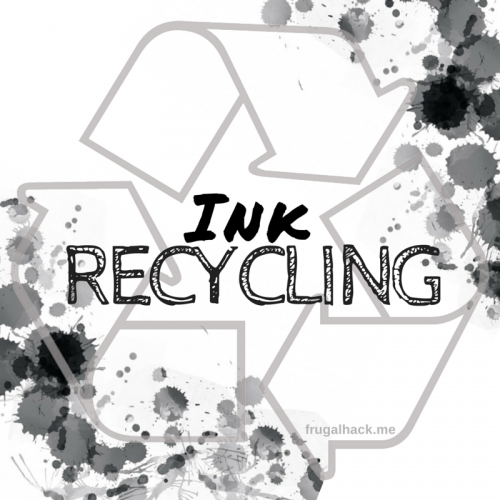 Ink Recycling