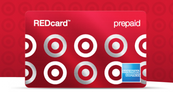 Reloadable American Express Prepaid REDcard