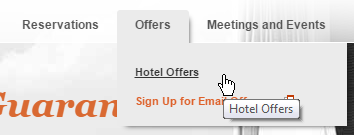 IHG Hotel Offers