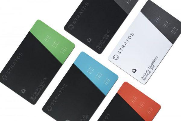 Stratos Smart Card