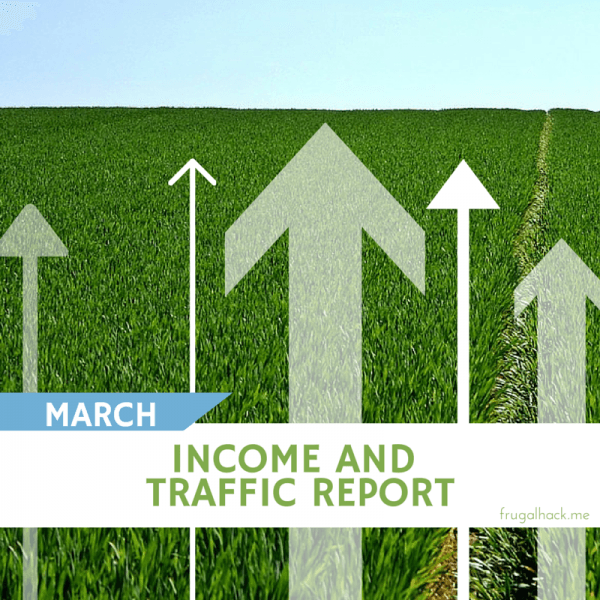March income and Traffic Report