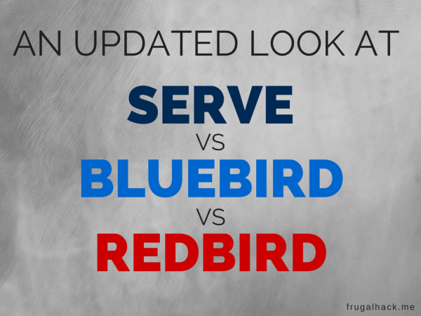 Serve Bluebird and REDbird
