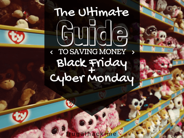 The Ultimate Guide to Saving Money on Black Friday and Cyber Monday