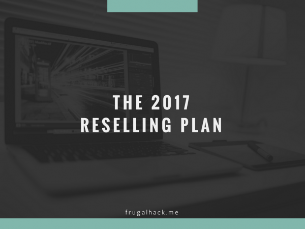 The 2017 Reselling Plan