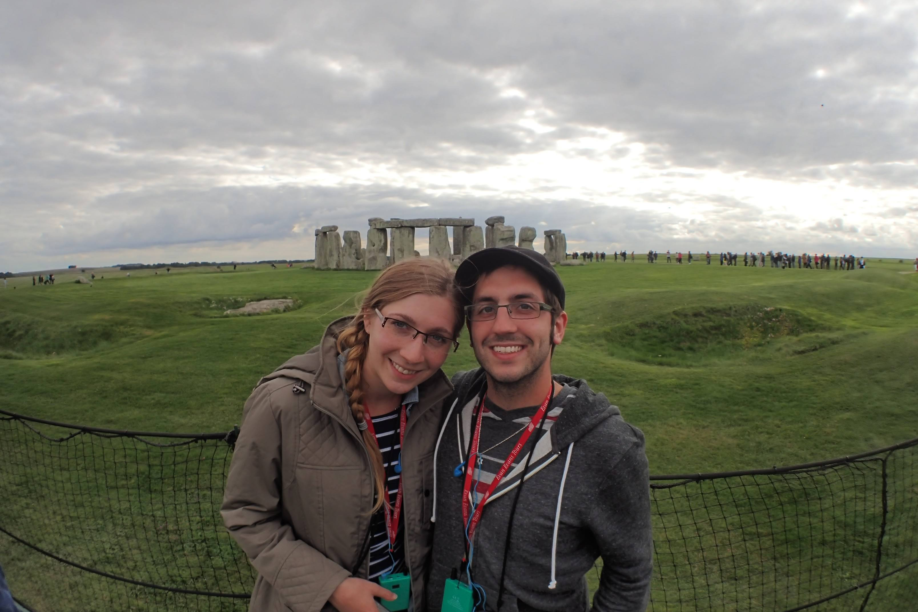 Our trip to Stonehenge