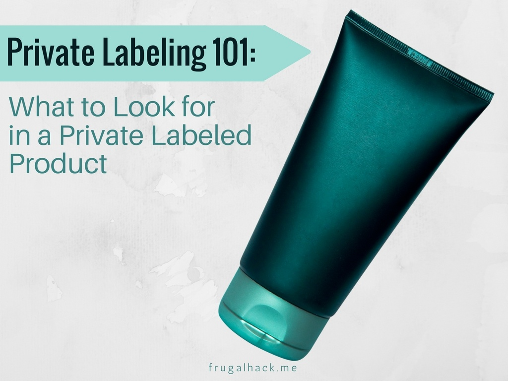 Private Labeling 101: What to Look for in a Private Labeled Product