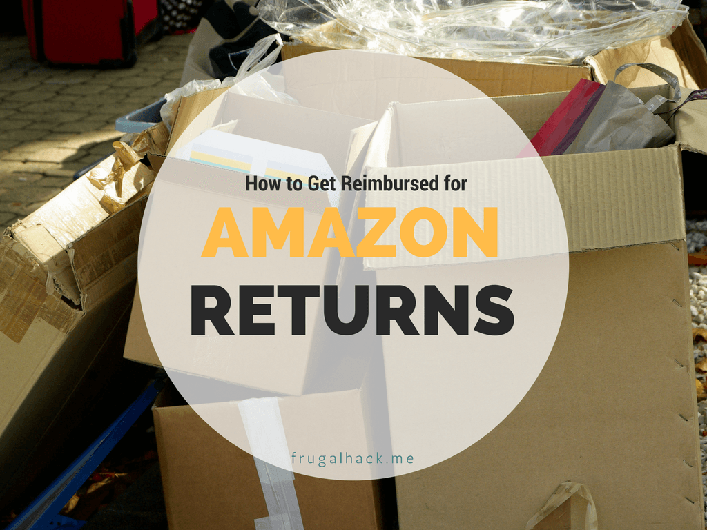 How to Get Reimbursed for Amazon Returns